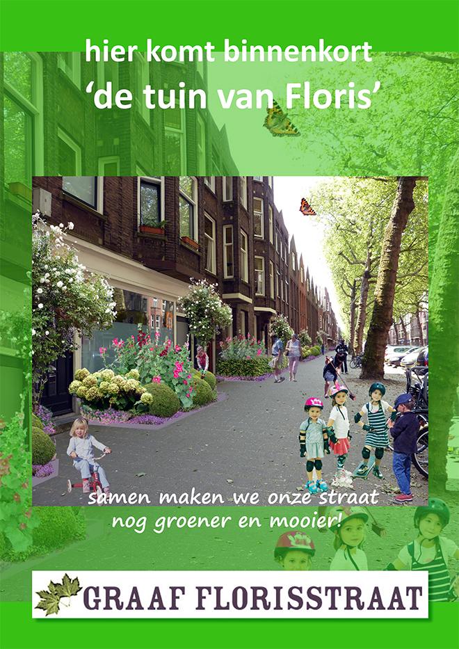 flyer tuin van Floris